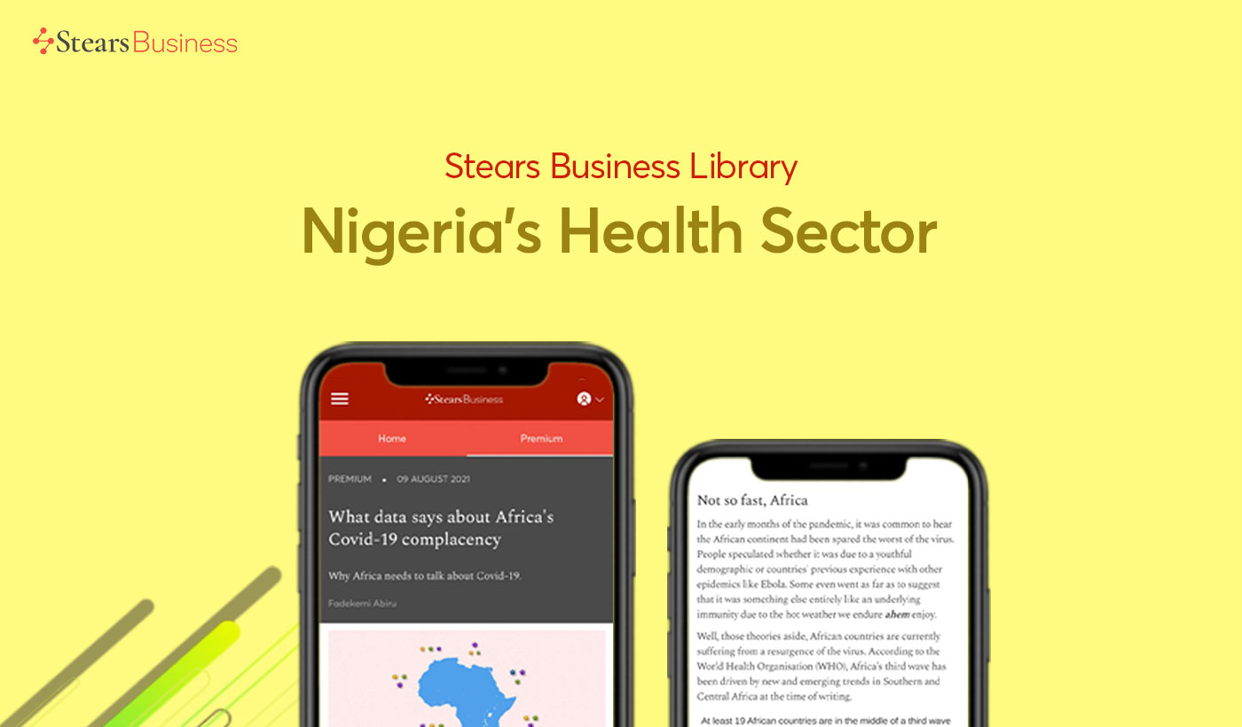 Top healthcare articles on Stears Business