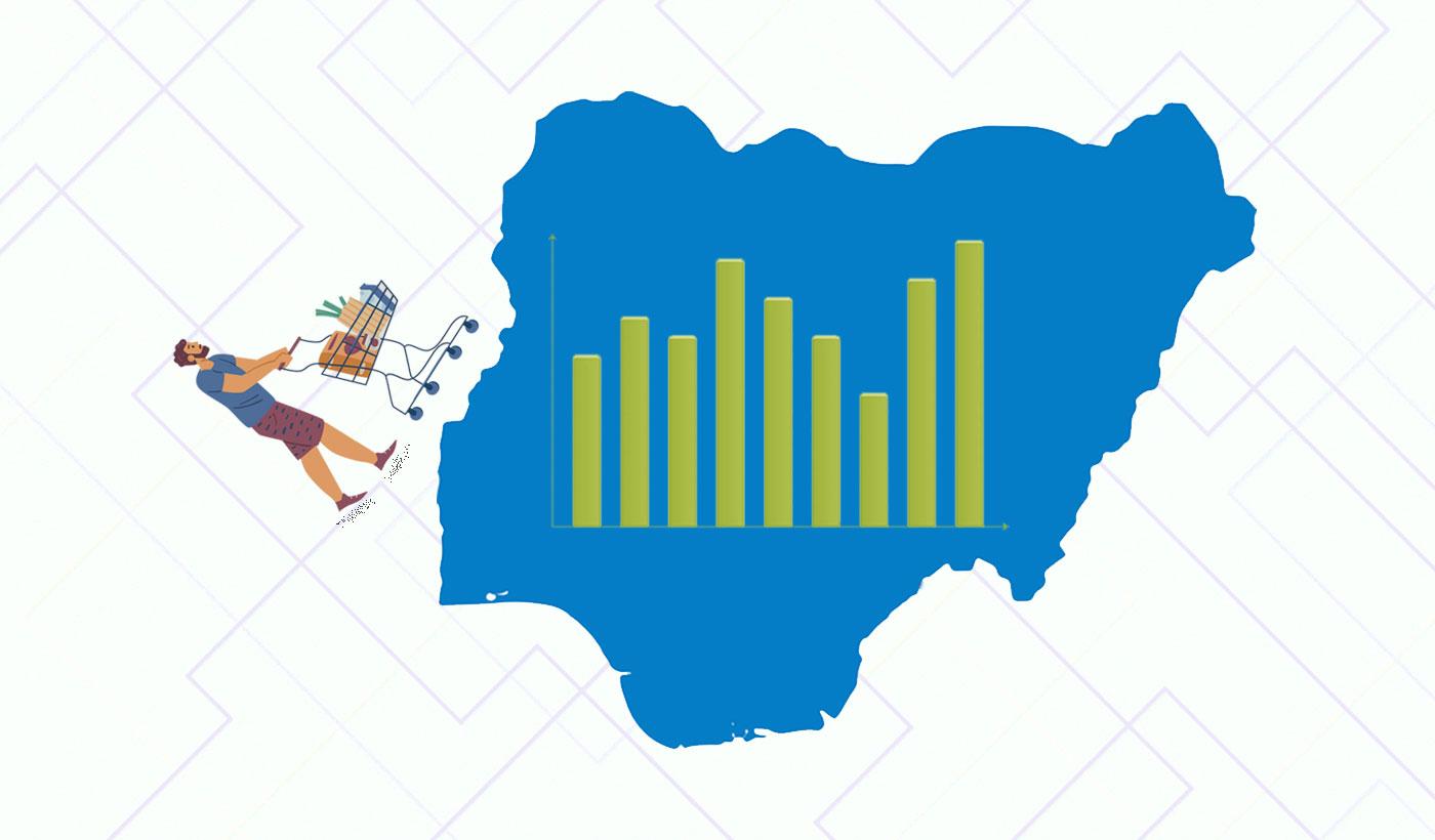 What inflation looks like across Nigeria