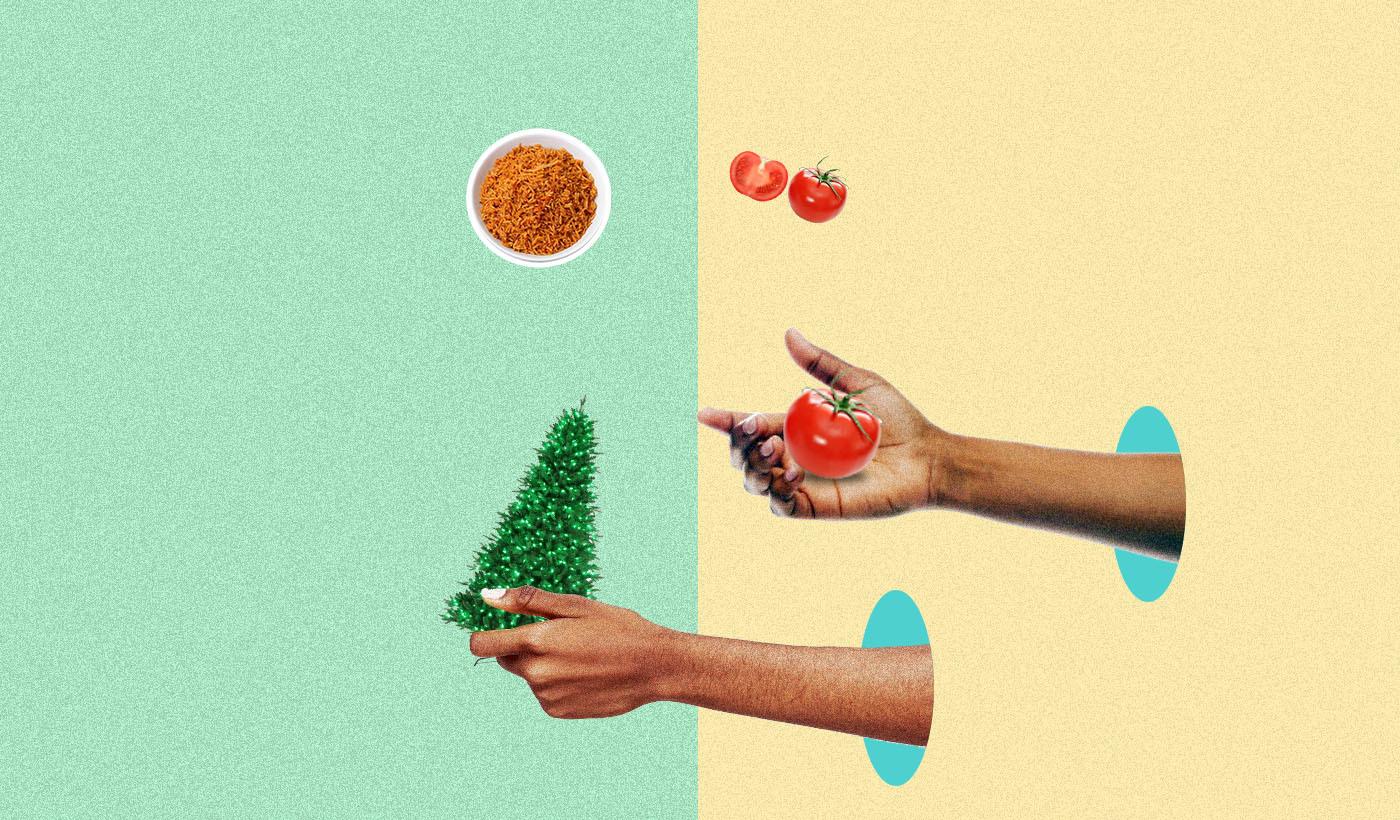 Seasonal surge: how food supply chains adjust in December
