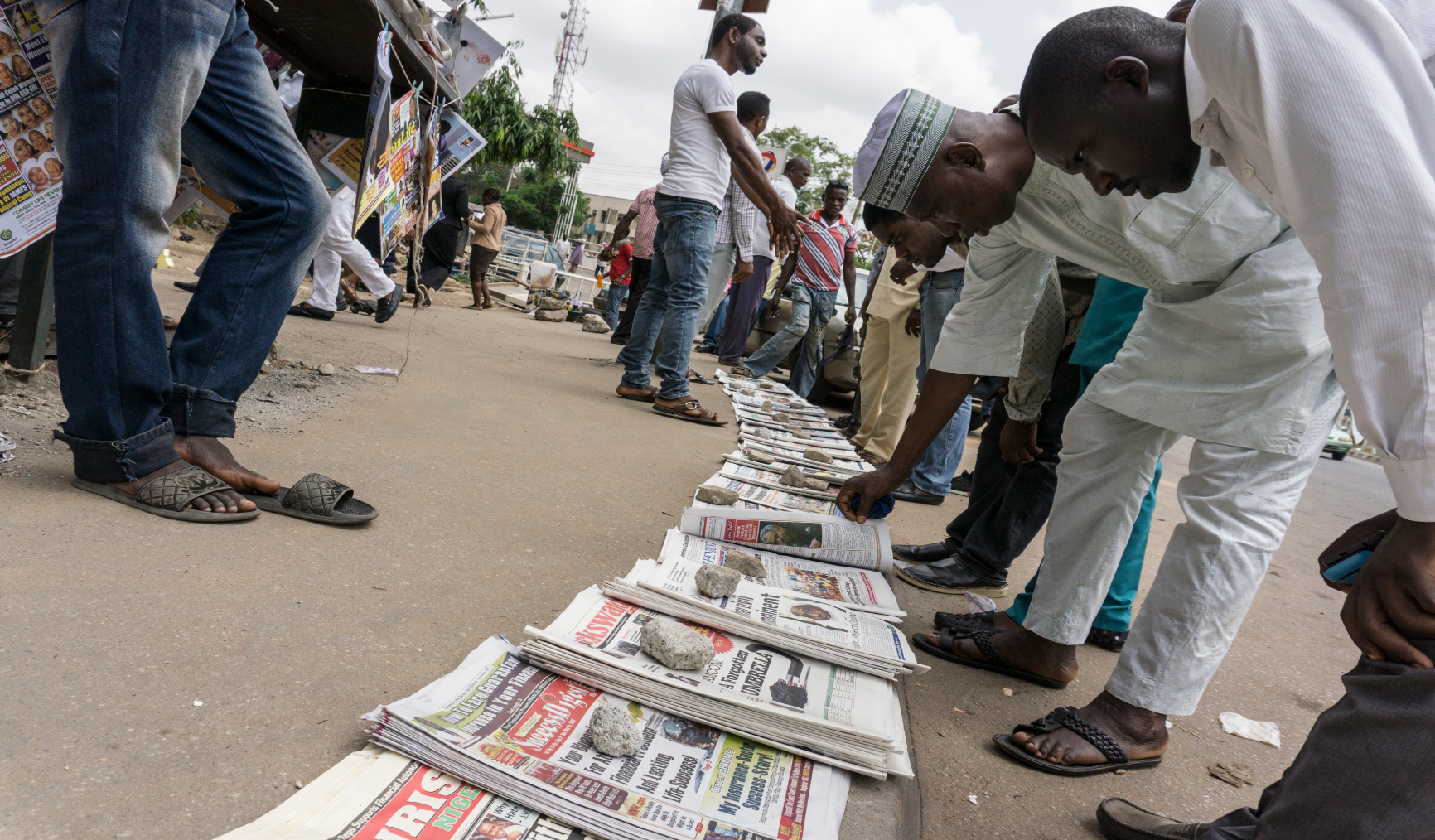 Towards a free and fair press in Nigeria