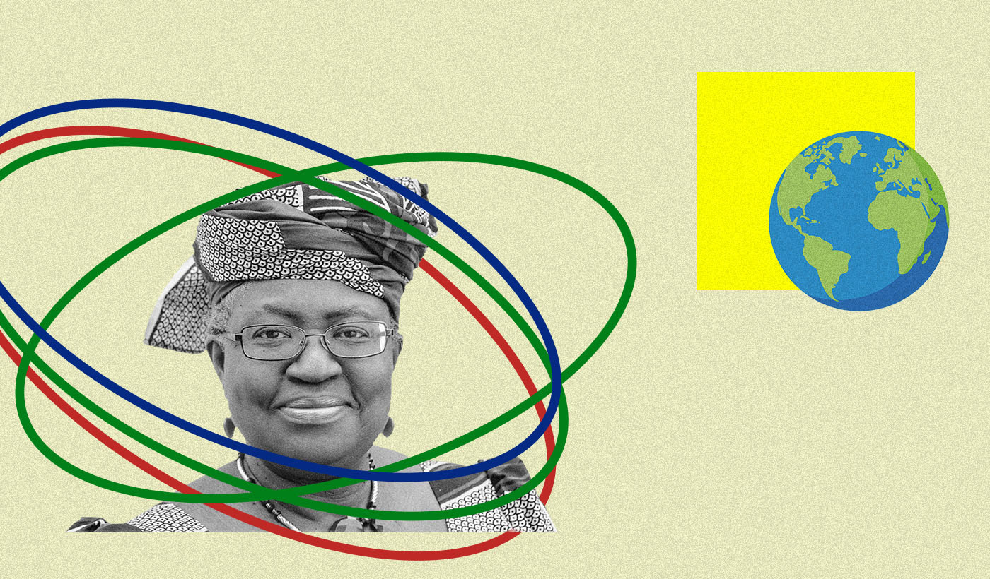The WTO Okonjo Iweala might inherit