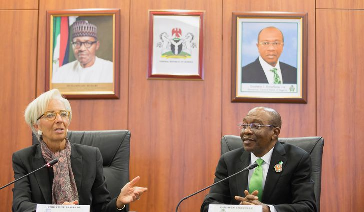 Nigeria's economic response to COVID-19