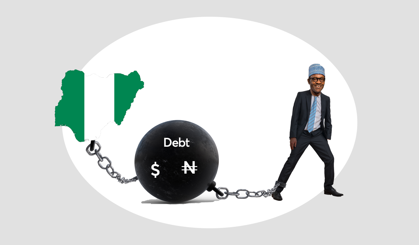 A vivid picture: Nigeria's debt story in 9 charts