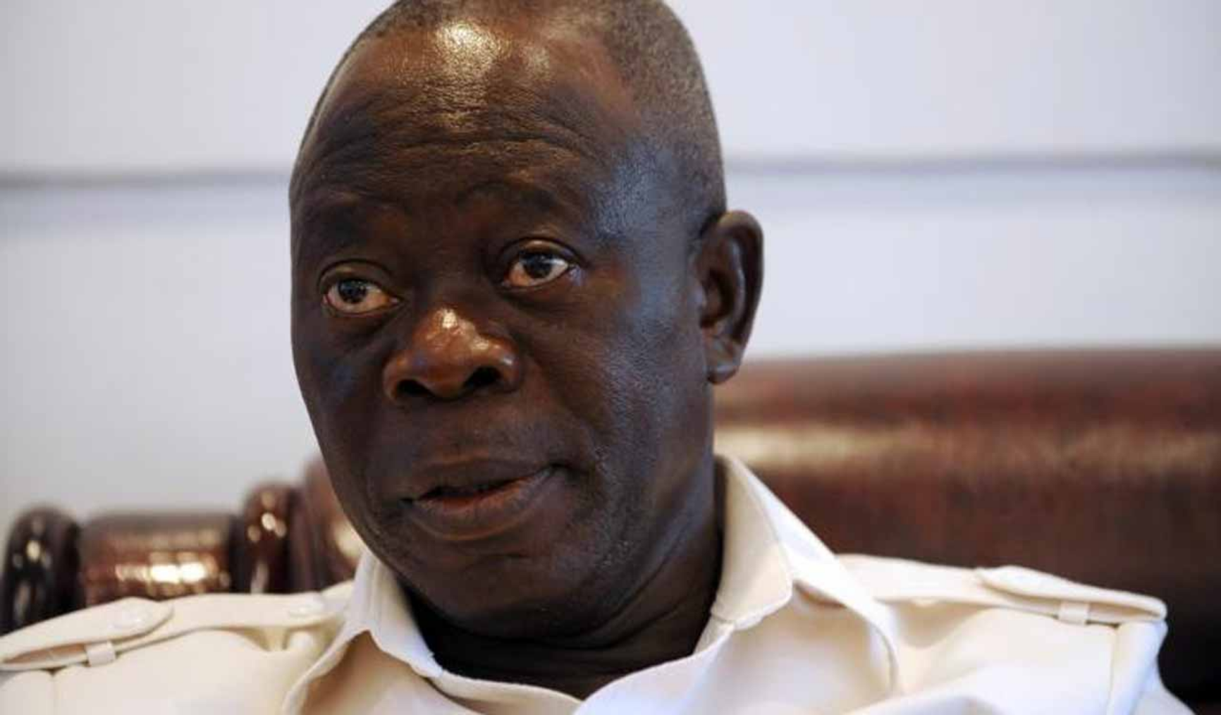 FW: Adams Oshiomhole denies getting quizzed by DSS