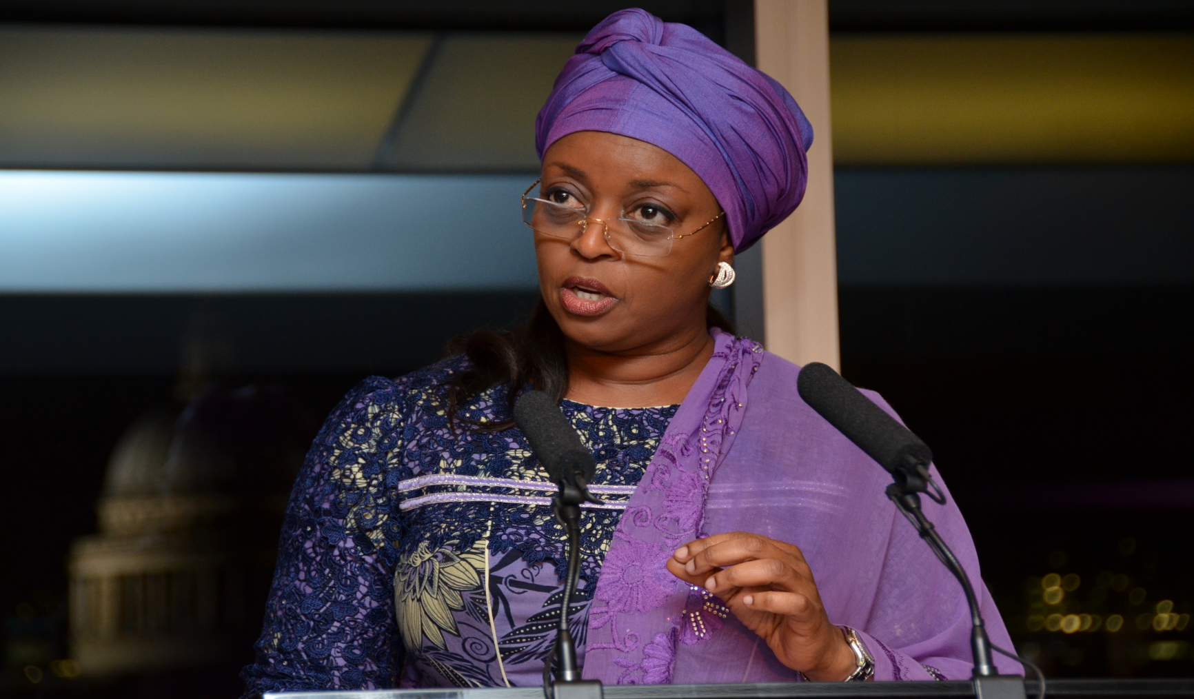 FW: EFCC confirms plans to extradite Diezani Madueke