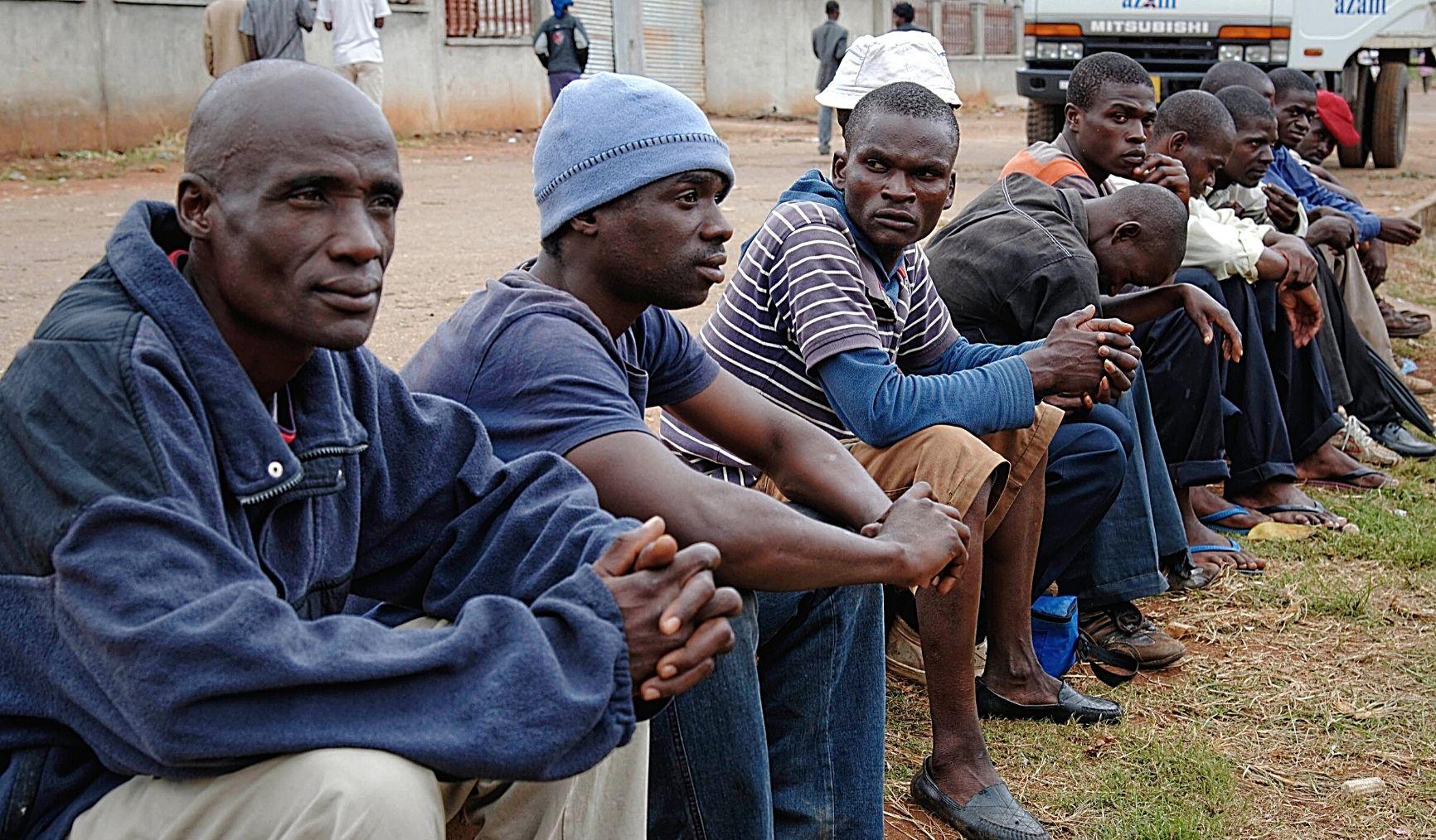 Nigeria's youth unemployment problem