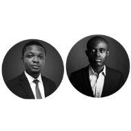 Adedayo Bakare and Joachim MacEbong